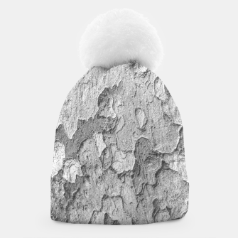 Thumbnail image of Nature Texture Print Beanie, Live Heroes