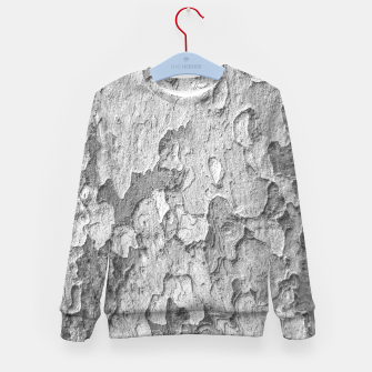 Thumbnail image of Nature Texture Print Kid's sweater, Live Heroes