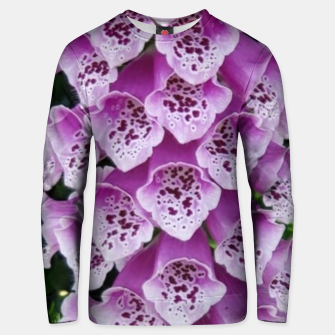 Thumbnail image of Lavender Flower Unisex sweater, Live Heroes