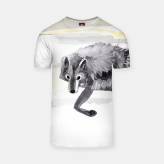 Thumbnail image of Artic Wolf #1 Camiseta, Live Heroes