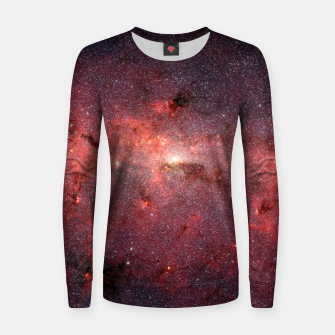 Thumbnail image of Nebula VI Women sweater, Live Heroes