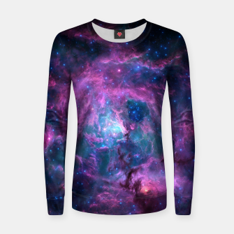 Thumbnail image of Nebula VII Women sweater, Live Heroes