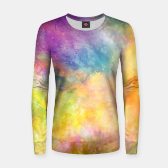 Thumbnail image of Nebula VIII Women sweater, Live Heroes