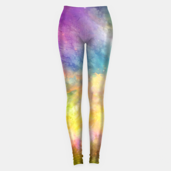 Thumbnail image of Nebula VIII Leggings, Live Heroes