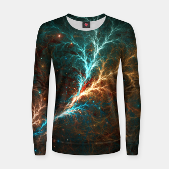Thumbnail image of Nebula IX Women sweater, Live Heroes
