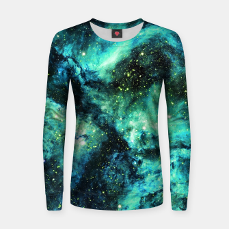 Thumbnail image of Nebula X Women sweater, Live Heroes