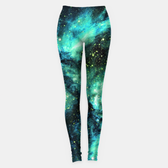 Thumbnail image of Nebula X Leggings, Live Heroes