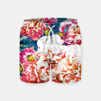Blossoming Love Swim Shorts thumbnail image