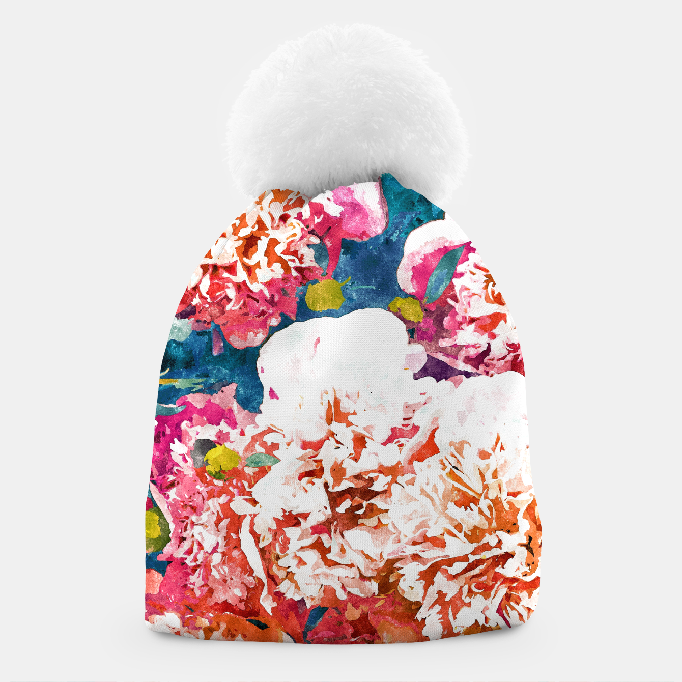 Image of Blossoming Love Beanie - Live Heroes