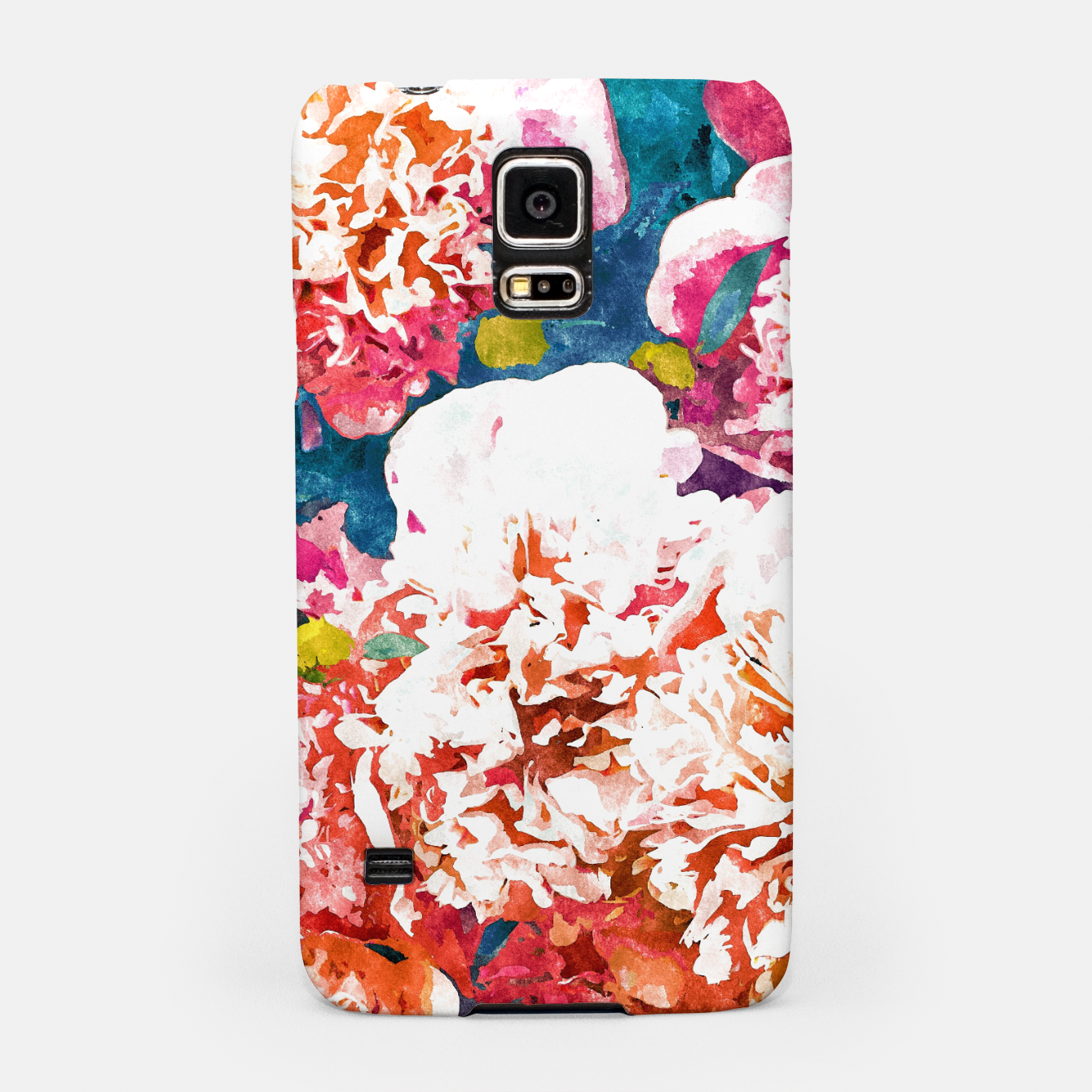 Image of Blossoming Love Samsung Case - Live Heroes