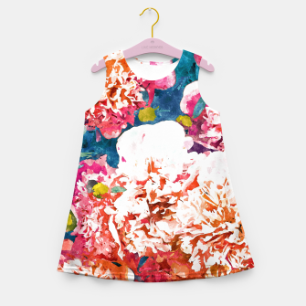Blossoming Love Girl's summer dress thumbnail image