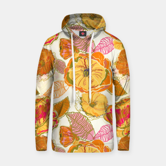 Thumbnail image of Fall Floral Hoodie, Live Heroes