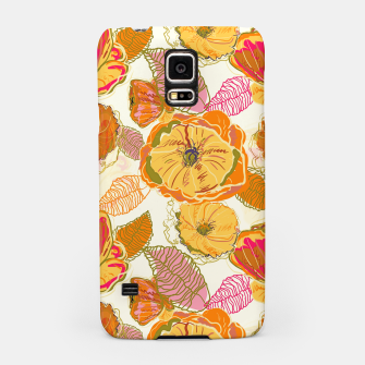 Thumbnail image of Fall Floral Samsung Case, Live Heroes