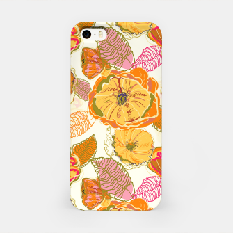 Thumbnail image of Fall Floral iPhone Case, Live Heroes