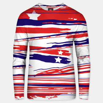 Thumbnail image of 4th of July Unisex sweater, Live Heroes