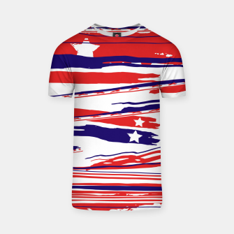 Thumbnail image of 4th of July T-shirt, Live Heroes