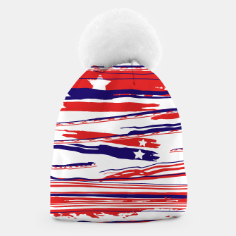 Thumbnail image of 4th of July Beanie, Live Heroes