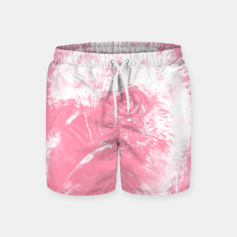 Thumbnail image of face of a vulture wspw Swim Shorts, Live Heroes