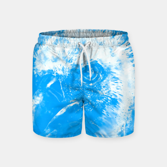 Thumbnail image of face of a vulture wswb Swim Shorts, Live Heroes