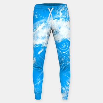 Miniature de image de face of a vulture wswb Sweatpants, Live Heroes