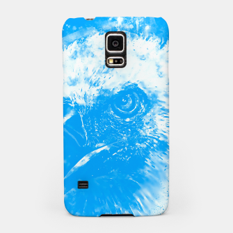 Thumbnail image of face of a vulture wswb Samsung Case, Live Heroes