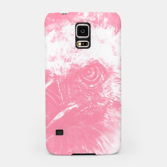 Thumbnail image of face of a vulture wspw Samsung Case, Live Heroes