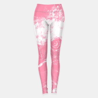 Miniature de image de face of a vulture wspw Leggings, Live Heroes