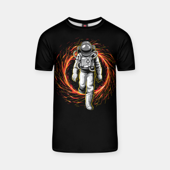 Thumbnail image of Space Exit T-shirt, Live Heroes