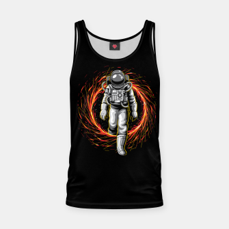 Thumbnail image of Space Exit Tank Top, Live Heroes