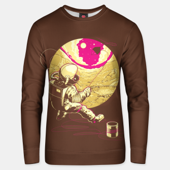 Thumbnail image of Space Kite Unisex sweater, Live Heroes