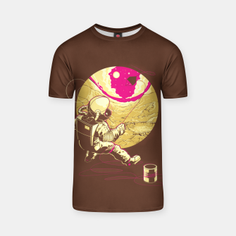 Thumbnail image of Space Kite T-shirt, Live Heroes