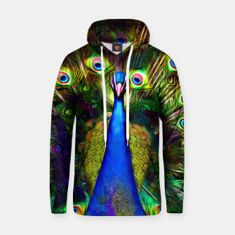 Thumbnail image of Feathered Universe Hoodie, Live Heroes