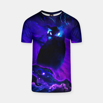 Thumbnail image of Space Owl T-shirt, Live Heroes