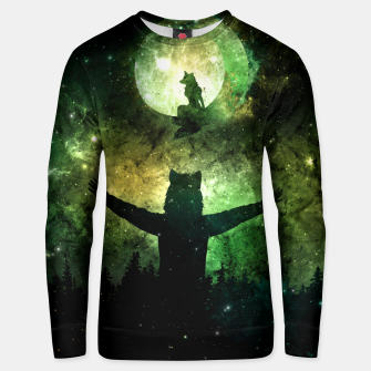 Thumbnail image of Moon Lover Unisex sweater, Live Heroes