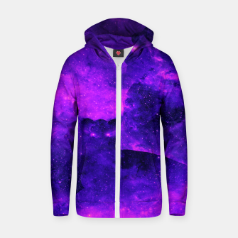 Thumbnail image of Space Lions Zip up hoodie, Live Heroes