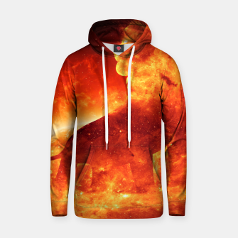 Thumbnail image of Angry Lion Hoodie, Live Heroes