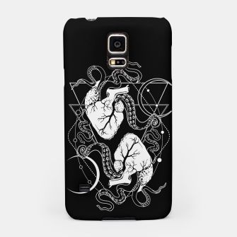 Thumbnail image of Valentine's tentacle hearts Samsung Case, Live Heroes