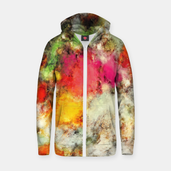 A narrow escape Zip up hoodie thumbnail image