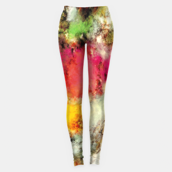 Thumbnail image of A narrow escape Leggings, Live Heroes