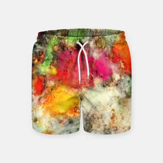 Thumbnail image of A narrow escape Swim Shorts, Live Heroes