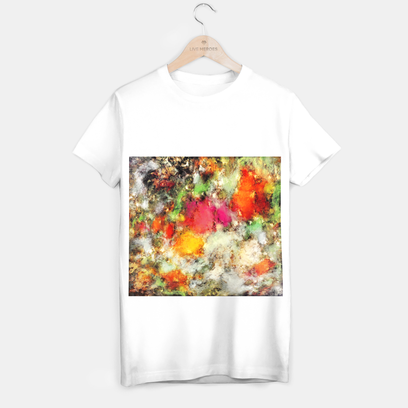 Image of A narrow escape T-shirt regular - Live Heroes