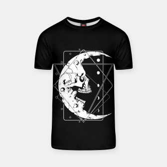 Thumbnail image of MoonSkull T-shirt, Live Heroes