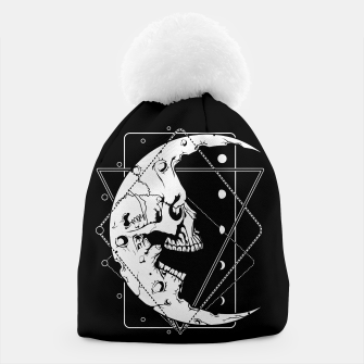 Thumbnail image of MoonSkull Beanie, Live Heroes