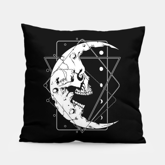 Thumbnail image of MoonSkull Pillow, Live Heroes
