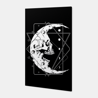 Thumbnail image of MoonSkull Canvas, Live Heroes