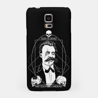 Thumbnail image of Undead Nietzsche Samsung Case, Live Heroes