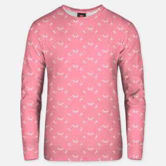 Thumbnail image of small simple geometric pattern pwi Unisex sweater, Live Heroes