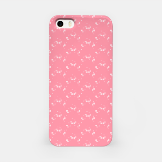 Thumbnail image of small simple geometric pattern pwi iPhone Case, Live Heroes
