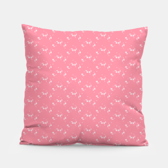 Thumbnail image of small simple geometric pattern pwi Pillow, Live Heroes