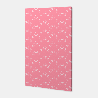 Thumbnail image of small simple geometric pattern pwi Canvas, Live Heroes
